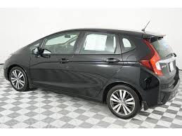 Pre-Owned 2015 Honda Fit EX 5dr HB CVT in Bremerton #HD2261A ...