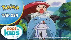 S5] Pokémon Tập 224 - Suicune và Minaki! Truyền thuyết về Houou!! - Hoạt  Hình Pokémon Tiếng Việt - Pokemon Video Game Play