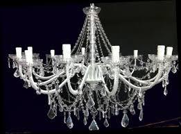 12 crystal chandelier lights