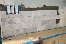 how to diy a tile backsplash
