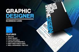 17 Graphic Designer Business Card Templates Ai Word