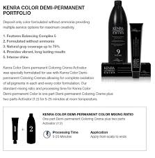 Kenra Demi Permanent Color Confessions Of A Cosmetologist