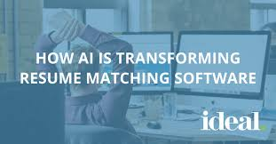 Resume Screening Software Delectable How AI Is Transforming Resume Matching Software Ideal