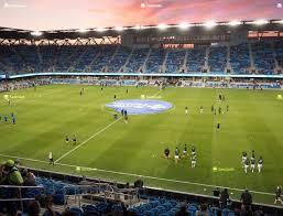 Avaya Stadium Section 131 Seat Views Seatgeek