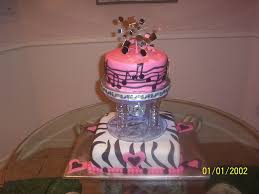 Strobe Light Cake Club Theme Birthday Cake Cakecentral Com