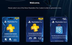 the psn code generator is easy to use