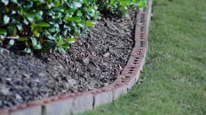 edging is a simple way to increase yard
