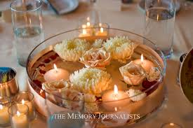 tables decor weddingelation photos 1671 interior white candle and white flower also water