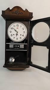 vintage frontier wall clock