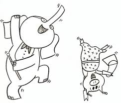 Color And Create Your Own Story With Elephant And Piggie From Mo Willems