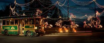 Christmas Lights In Savannah Georgia Here Are The Top 10 Christmas Towns In Georgia