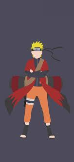 iPhone X Anime Naruto Wallpapers ...