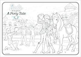 Barbie Coloring Pages Game Conferperuinfo