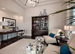 image credit london bay homes blue home office dark wood