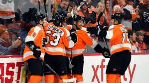 flyers philly flyers beat blues in schenns return to philly article tsn