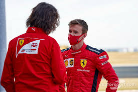 Pascal wehrlein will be ferrari's new test driver for 2019, according to international media reports. Ferrari Test Driver Callum Ilott Reveals His Plans For 2021