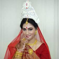 bridal series 1 bengali bridal makeup tutorial my obsession