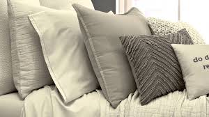 kenneth cole reaction home oatmeal mineral bedding collection at bed bath beyond
