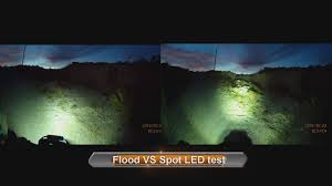 Spot Or Flood Led Light Bar Which Type Of Led Lighting Is Best