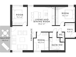 View apartment blueprints.
