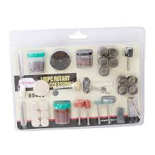Fashion Household Hanyu <b>105PC</b> Bit Set Quality Drills <b>Rotary Tool</b> ...