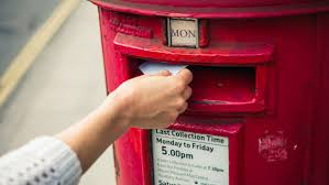 Royal Mail Postage Rates Chart Stamp Prices To Increase Next Month