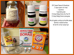 diy carpet cleaner. DIY Carpet Cleaner \u0026 Refresher! Safe Natural! Borax Will Kill Fleas Too! Diy L