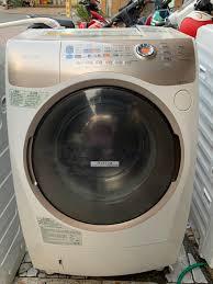 Máy giặt nội địa TOSHIBA TW-Z8100L đời 2011 giặt 9kg sấy 6kg sấy block -  chodocu.com