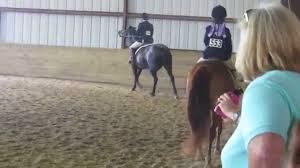 BCHSA short stirrup/under saddle 7/19/14 - Sofia McCoy - YouTube