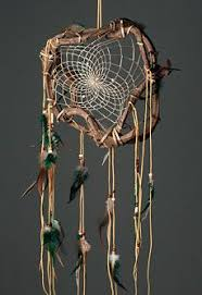 How Dream Catchers Are Made Dream Catcher made from sticks Intertwined art Pinterest 4