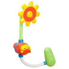 Купить <b>Игрушка для ванной Жирафики</b> Цветок (939583) желтый ...