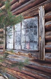 Cabin Windows 76 best exterior images windows log cabins and home 1218 by uwakikaiketsu.us