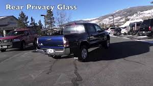2012 Toyota Tacoma SR5 Double Cab 4x4 Pickup Truck For Sale in ...
