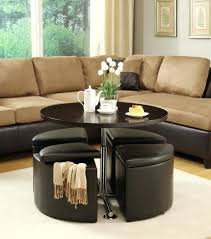round leather ottoman. Oversized Tufted Ottoman Coffee Table With Storage Round Leather Target Fabulous Small Seat Black Engine Upholstered Large