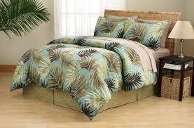 Palm tree bedding sets twin