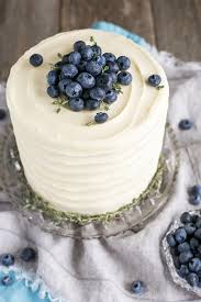 Blueberry Banana Cake With Cream Cheese Frosting Liv For Cake