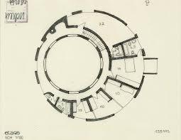 round house plans. Maison En Sardaigne Round House Plans S