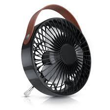 Csl Usb Mini Ventilator Mit Ausklappbaren Standfüßen Leiser Betrieb