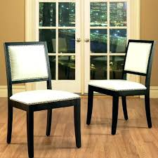Dining Chairs Charming Leather Dining Chairs Melbourne For