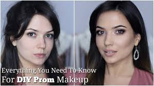 prom makeup tutorial everything you need to know for diy prom makeup themakeupchair audiomania lt