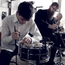 Eli Keszler & So Percussion: Making The Manhattan Bridge Roar And Sing |  Manhattan bridge, Percussion, Used piano