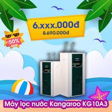 Máy lọc nước RO Kangaroo KG10A3
