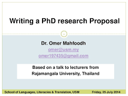 Phd research proposal in business management   www japstav cz SlideShare Aston university phd thesis