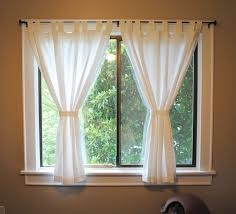 small window curtains, andora curtains, grommet curtains, semi sheer  curtains, curtain sheers