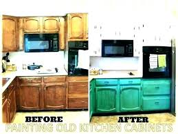 painted kitchen cabinets ideas before and after painted kitchen cabinets ideas