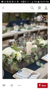 10 Flower Box Centerpieces on Photo by
