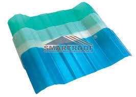 light weight translucent roof sheets for bus station clear corrugated roofing panels