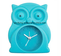 china whole owl shape silicone home