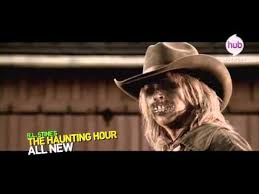Cowboy Coat Rack The Haunting Hour Coat Rack Cowboy Promo Hub Network YouTube 27