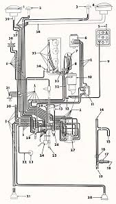 1954 to 1964 cj5 cj6 electrical parts group M38a1 Wiring Diagram M38a1 Wiring Diagram #55 m38a1 trailer wiring diagram